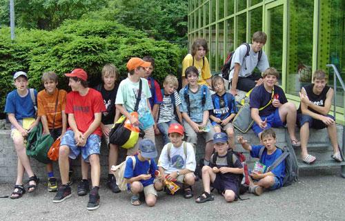 2005 - Jugireise