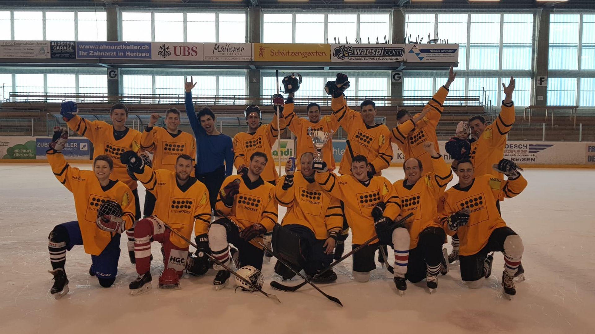 Eishockey 2019 – Drü TV Cup