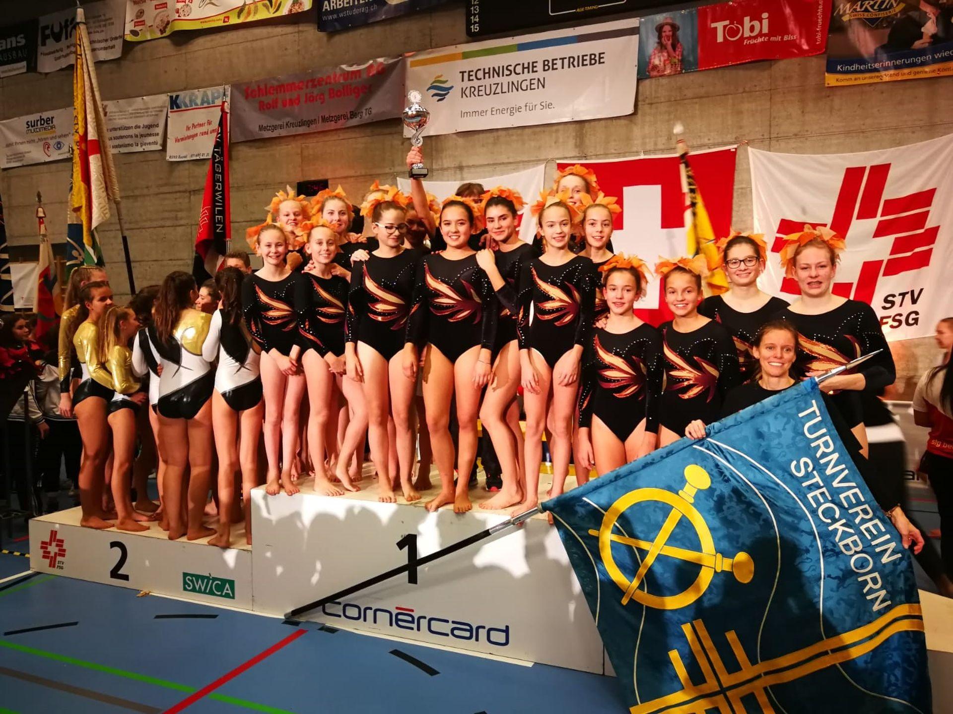 Der Schweizermeistertitel am Reck geht erneut nach Steckborn
