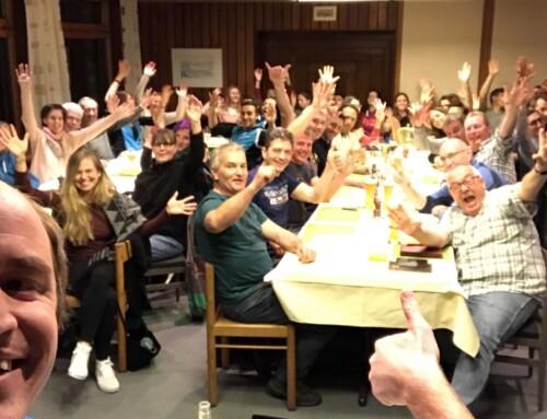 145. Jahresversammlung des Turnvereins