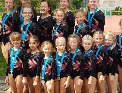Thurgauer Meisterschaften der Geräterige in Frauenfeld